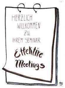 Effektive Meetings - 10 Regeln