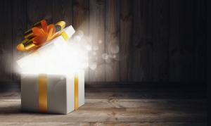 Geschenke beeinflussen die Motivation
