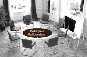Kollegiale Fallberatung fuer Fuehrungskraefte