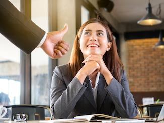 Lob und Anerkennung beim Management im Coaching