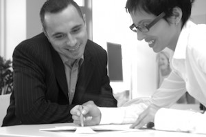 Konfliktstrategien in Unternehmen - Kompromiss Stil