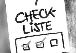 Performance-Coaching-Checkliste