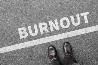 Resilienz für Führungskräfte - Burnout
