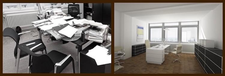 Selbstmanagement - Arbeitsplatzorganisation
